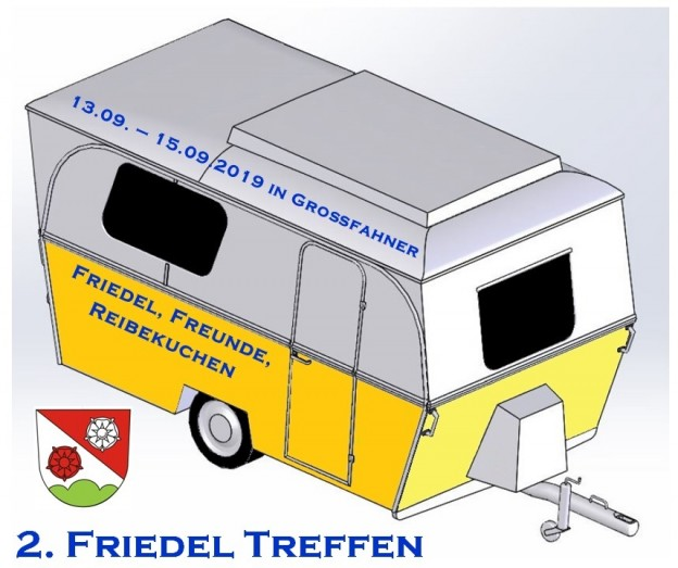 Logo Friedel Treffen
