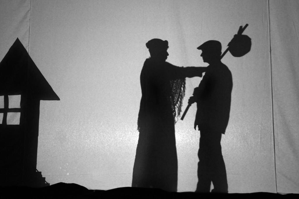 Willibald kehrt aus dem Krieg zurück. Er weiß noch nichts vom Schicksal seines Freundes Oswin.