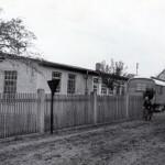 Die Werkstatt von Huldreich Moths in der Dachwiger Straße.