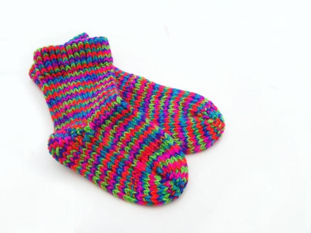 Bunte Socken II