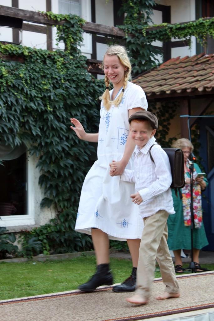 Schulkinder der 30er Jahre