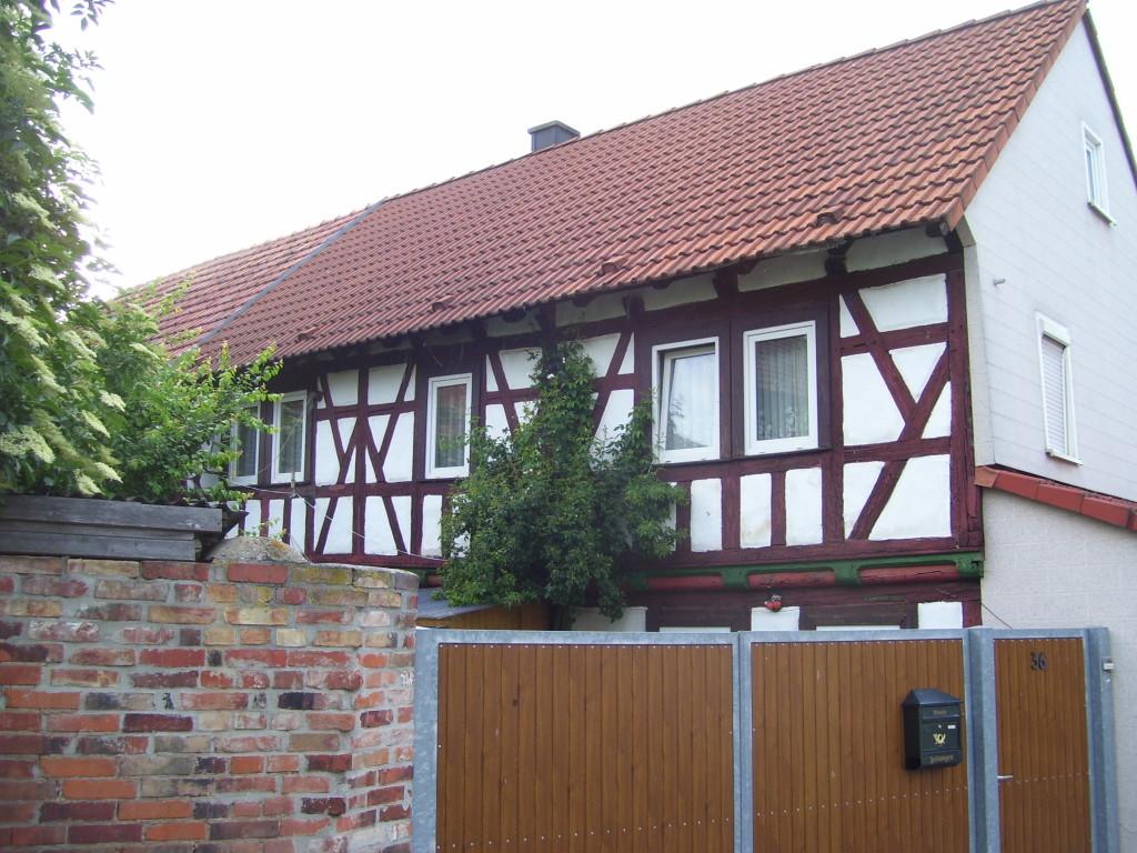 Wohnhaus Freiheitsstraße 36